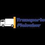 Das Logo der Firma Transporte Fleischer