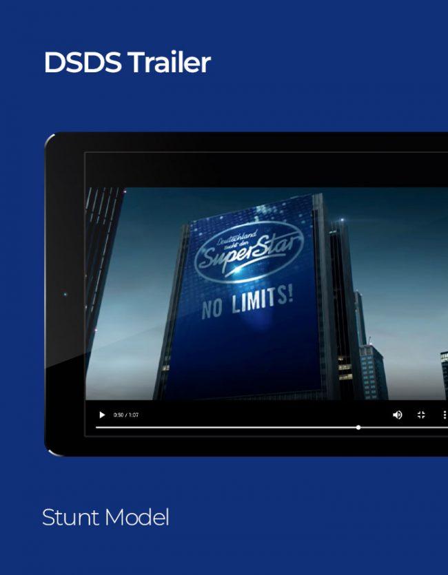 DSDs Trailer Referenz