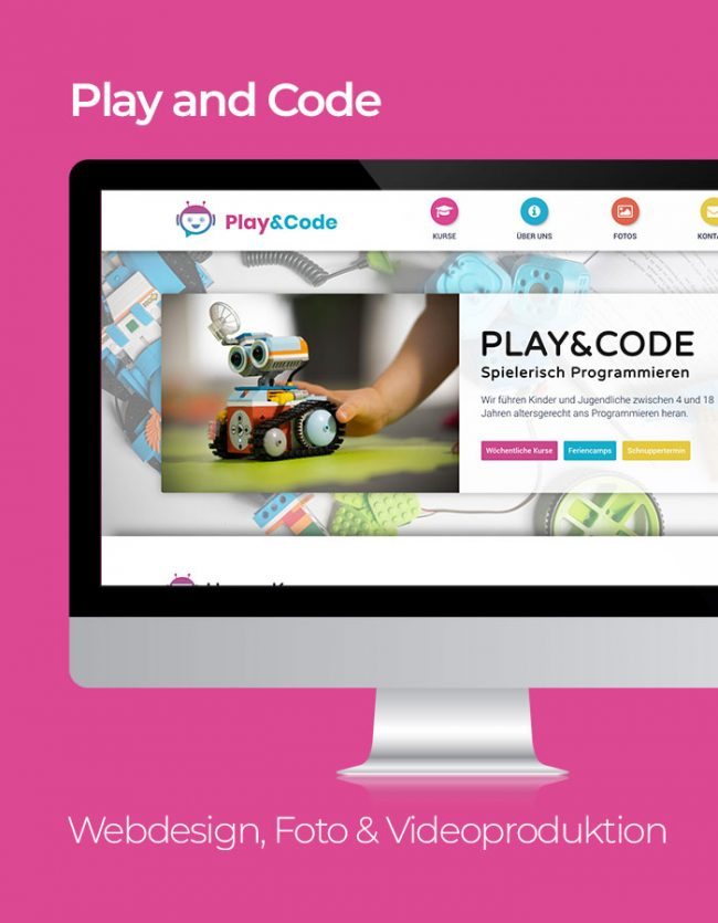 PlayandCode-Refereenz